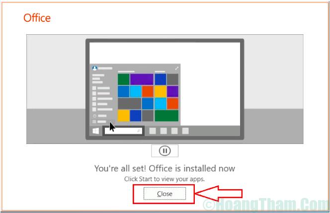 download office 2019 và hướng dẫn cài đặt 4