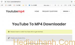 Cách tải video trên youtube về máy tính - download youtube 2