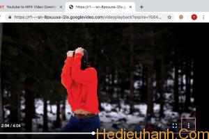 Cách tải video trên youtube về máy tính - download youtube 4