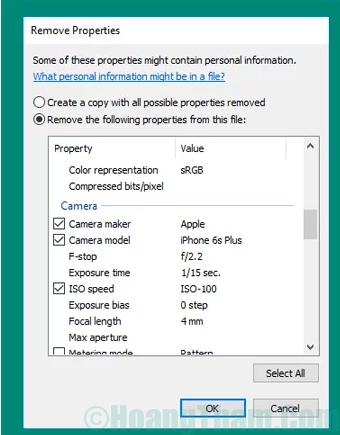 Xoá dữ liệu ảnh chụp trong Windows 10 mới nhất