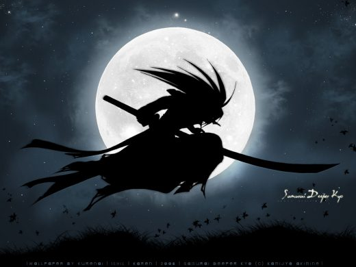 anh dai dien boy cam kiem samurai kyo