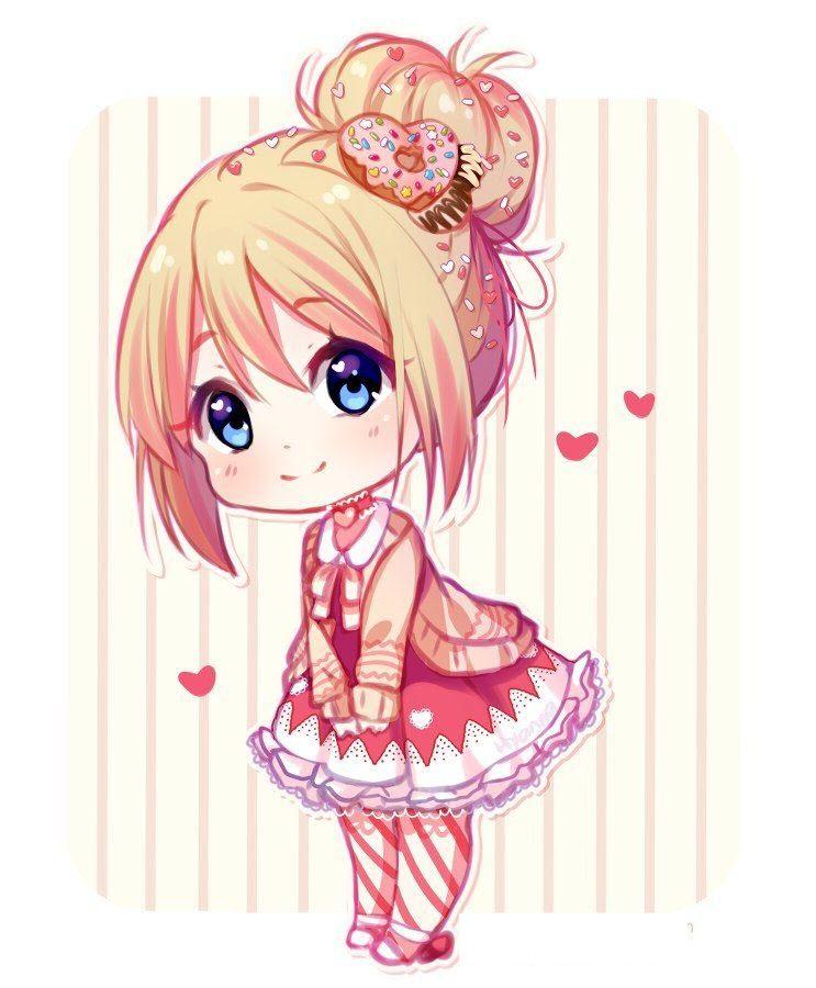 ảnh anime với những hình ảnh đẹp và dễ thương 37