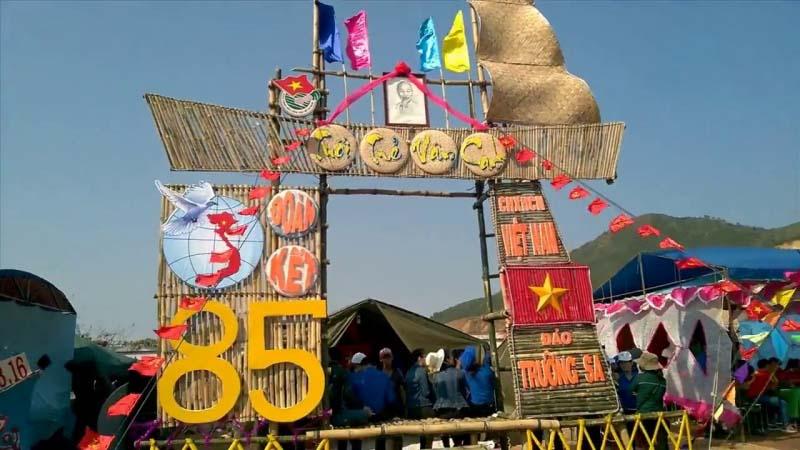 Trang trí lều trại với những hình cổng trại đẹp 33