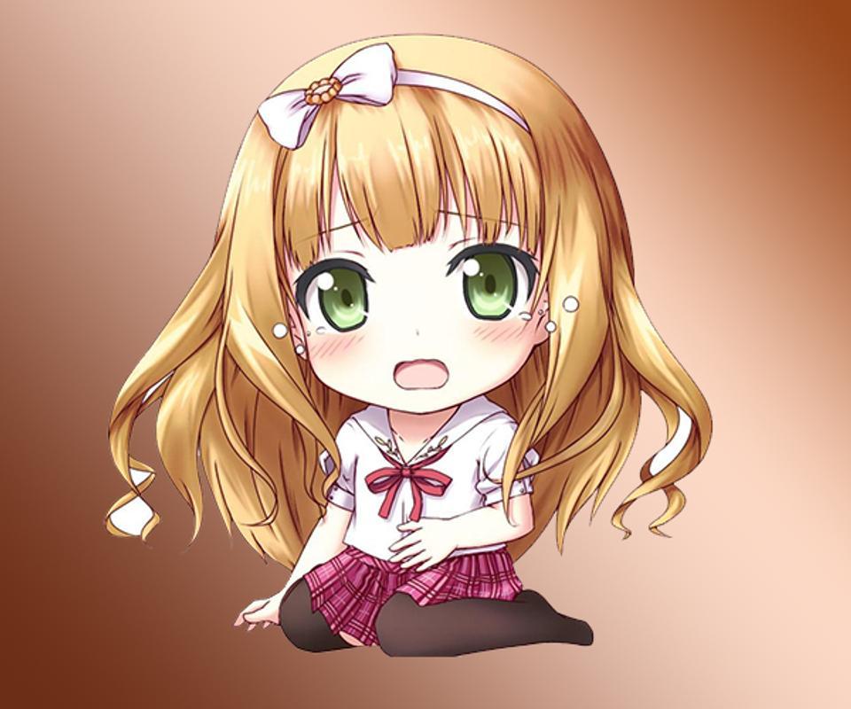 ảnh anime với những hình ảnh đẹp và dễ thương 47