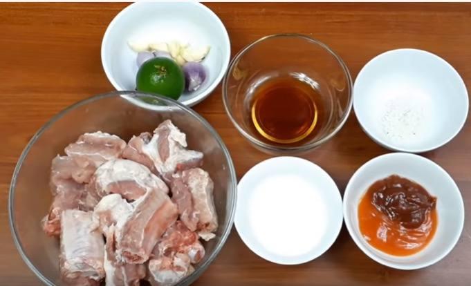 cách làm món sườn xào chua ngọt