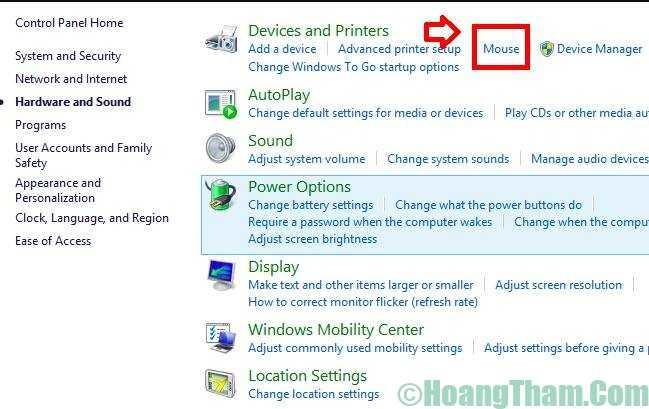 Hướng dẫn chỉnh tốc độ chuột cho máy tính
