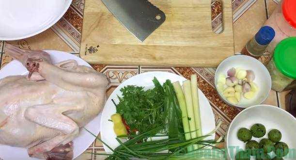 cách làm món vịt om sấu