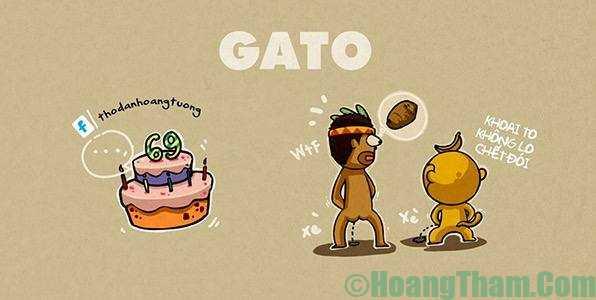Gato có nghĩa là gì