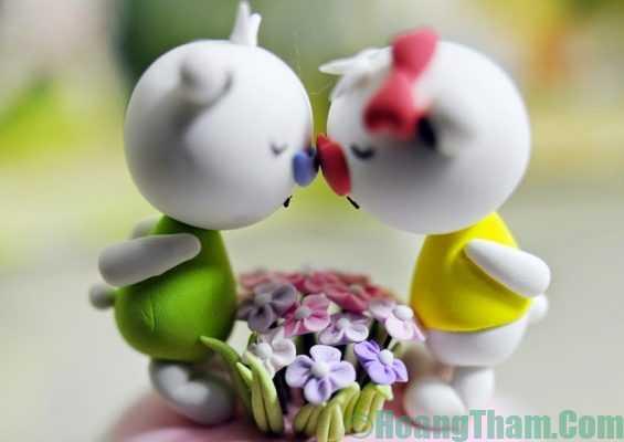 hình ảnh hôn nhau đẹp