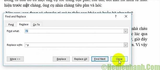 Cách sửa lỗi cách chữ trong Word đơn giản nhất