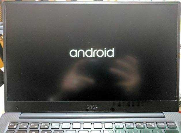 cài android cho laptop